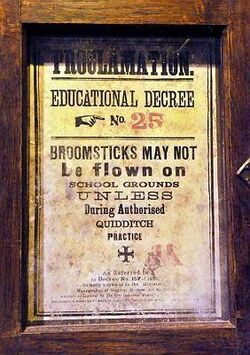 Educational Decree Number 25