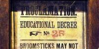 Educational Decree Number Twenty-Five (non-canonical)