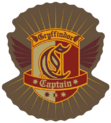 Gryffindor Quidditch Captain Patch.png