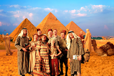 Weasley Wizarding Vacation in Egypt