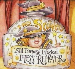 Mrs Scower's All Purpose Magical Mess Remover
