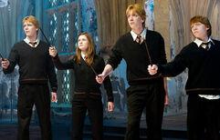 Weasleys'