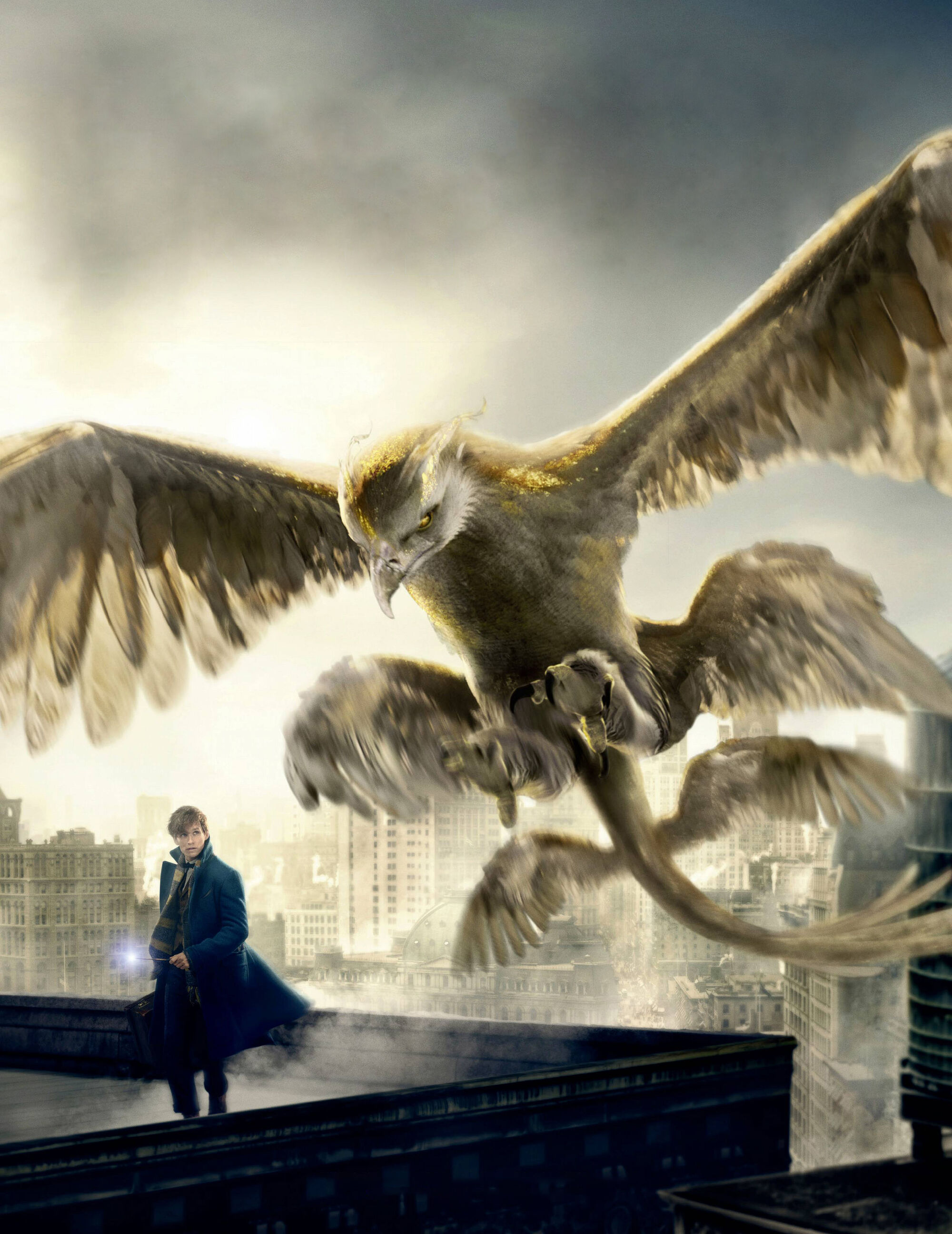 Image result for Thunderbird  fantastic beasts