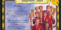 Gryffindor Match