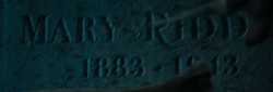 Mary Riddle grave.png