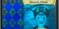 Hannah Abbott (Trading Card)