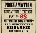 Educational Decree Number Twenty-Four