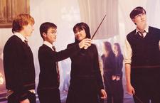 Harry teaching