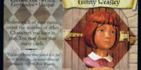 Ginny Weasley (Trading Card)