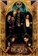 Fantastic Beasts - IMAX special event poster