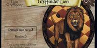 Gryffindor Lion