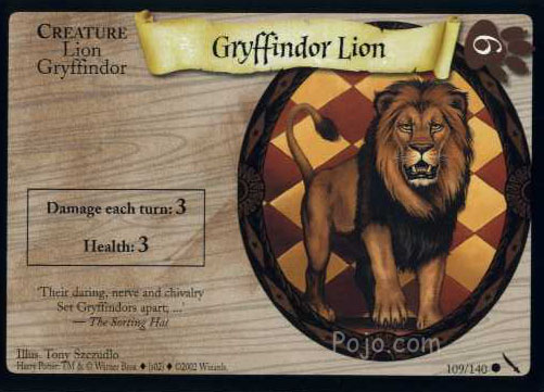 File:Gryffindor Lion (Harry Potter Trading Card).jpg