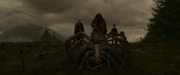 Mourning of Aragog