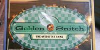 Golden Snitch - Snitch Snatcher - The Quidditch Game