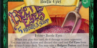 Beetle Eyes (Trading Card)