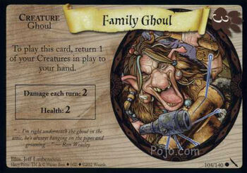 Family Ghoul Harry Potter Wiki Fandom Powered By Wikia
