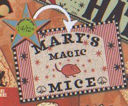 Mary'smagicmice