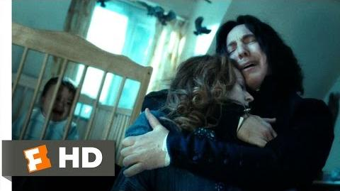 Harry Potter and the Deathly Hallows Part 2 (3 5) Movie CLIP - Snape's Memories (2011) HD