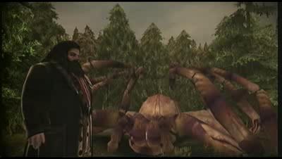 File:Hagrid and Aragog (HBP videogame).jpg
