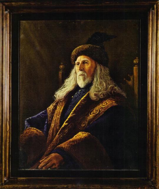 Dippet Portrait