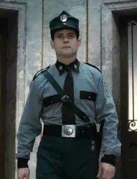 Gringotts guard