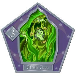 Elfrida Clagg-03-chocFrogCard