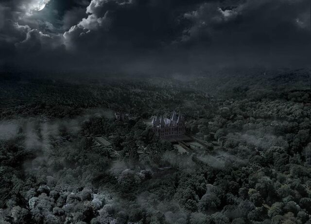 File:Malfoy Manor exterior concept artwork.jpg