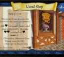 Wand Shop (Trading Card)