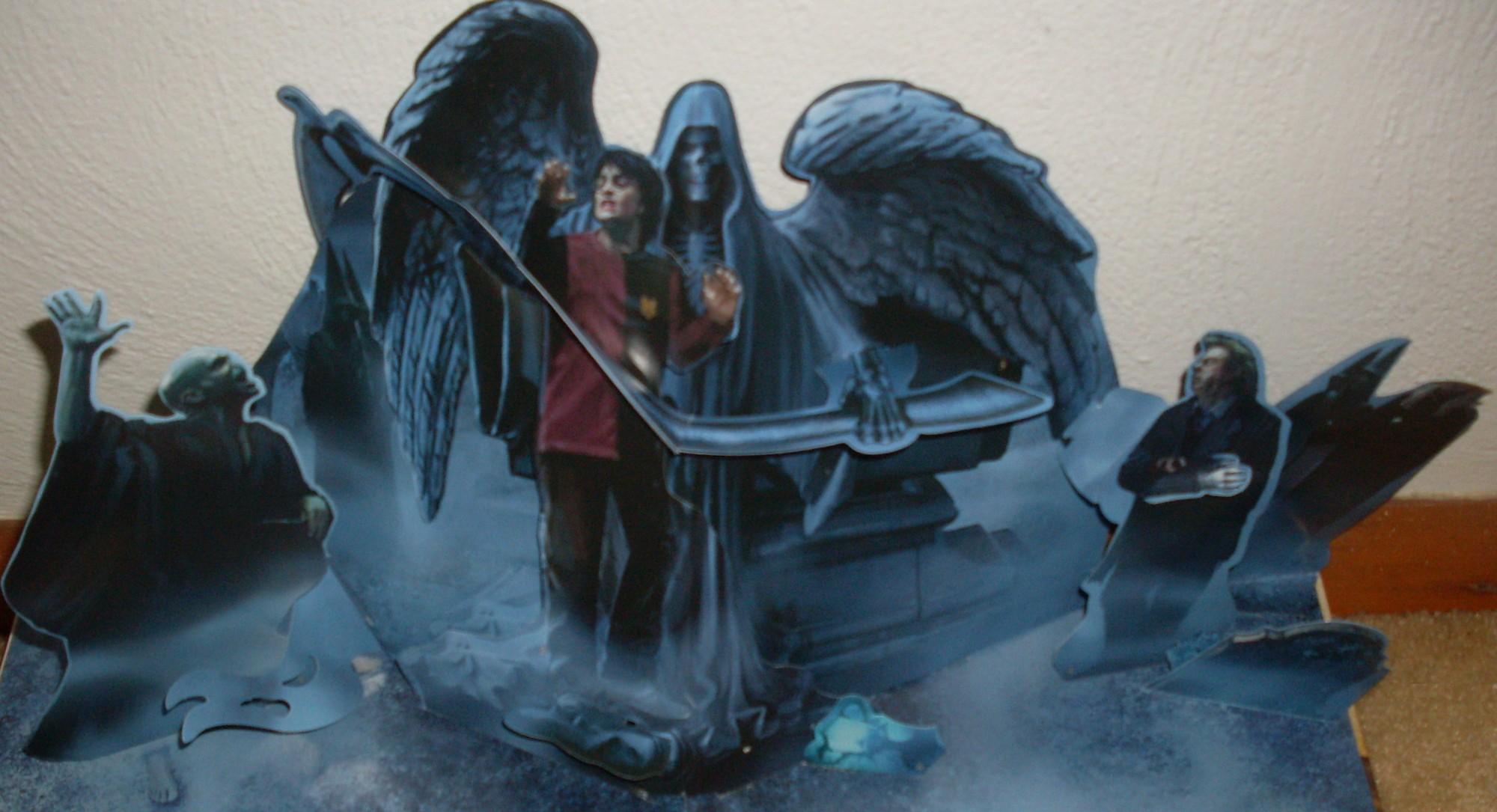 image graveyard scene popupjpg harry potter wiki