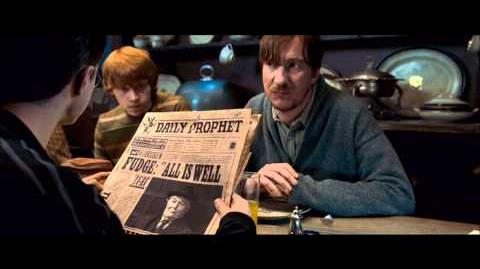 Harry Potter and the Order of the Phoenix - Harry at the Order (HD)