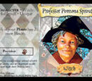 Professor Pomona Sprout (Trading Card)