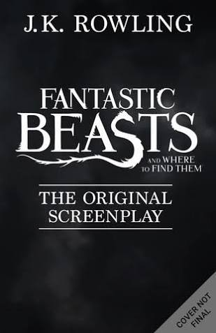 File:Fantastic Beasts and Where to Find Them Script Book Cover.jpg