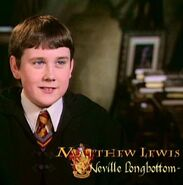 Matthew Lewis (Neville Longbottom) CoS screenshot