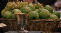 Green apples with grapes.jpg