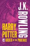 Harry Potter and the Order of the Phoenix new adult edition