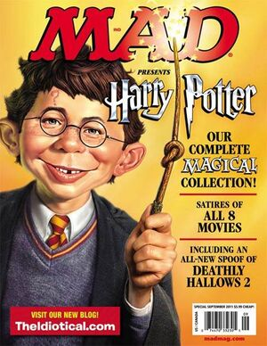 Mad Presents Harry Potter