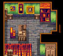 Filius Flitwick's office