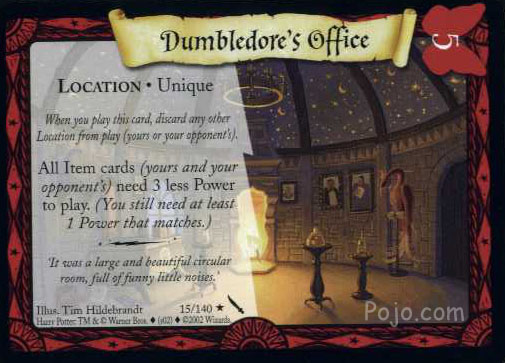 File:Dumbledore's Office (Harry Potter Trading Card).jpg