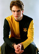 Robert Pattinson as Cedric Diggory (GoF-promo-01)
