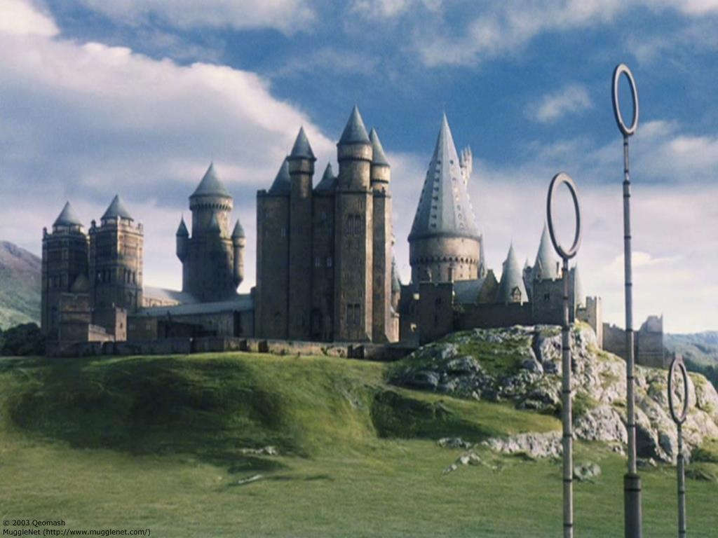 Harry Potter Schule