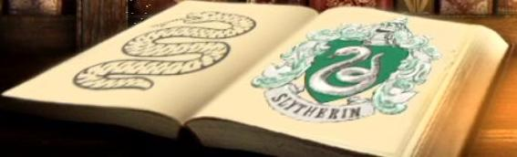 File:Slytherin logo printed in a book.JPG