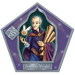 Bowman Wright-35-chocFrogCard