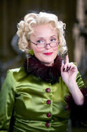 Miranda Richardson as Rita Skeeter (GoF-promo-04)