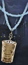 Luna Lovegood's Butterbeer Cork Necklace