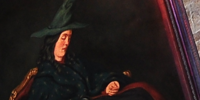 Unidentified Sleeping Headmistress with Sphere