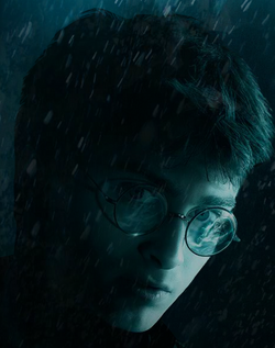 Harry Potter in movie 6