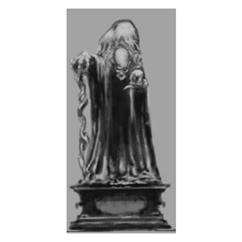 Сама статуя