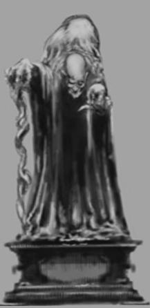 Gunhilda's Statue