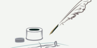 Self-Correcting Ink