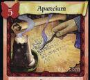 Aparecium (Trading Card)